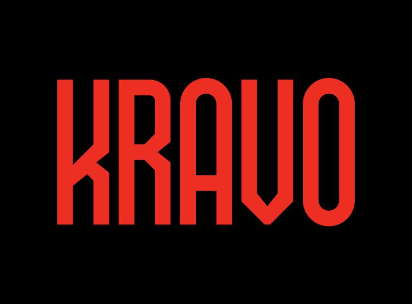 Kravo Typeface